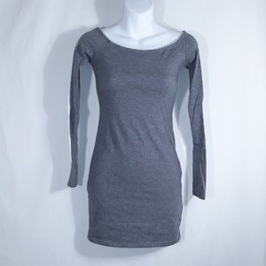 Forever 21 Small Gray Dress